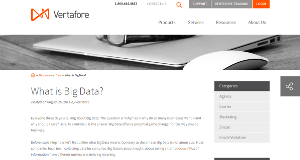 Vertafore Healthcare and big data blog